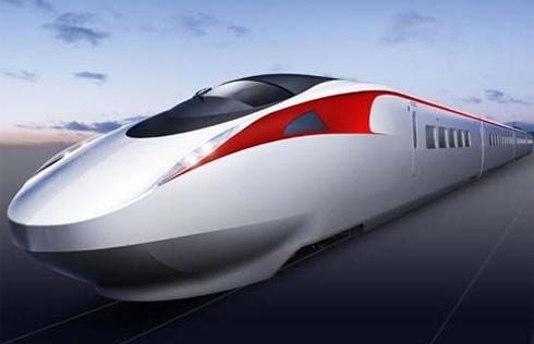Việt Nam sẽ có tàu cao tốc 350km/h