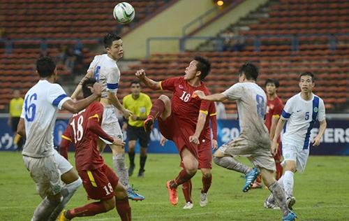 Lập hat-trick, tiền đạo U23 Việt Nam được ví như huyền thoại M.U
