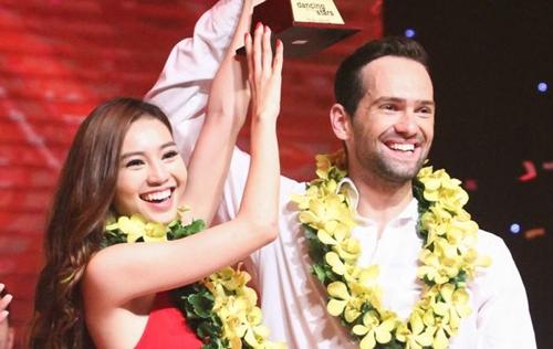 Chung kết Bước nhảy hoàn vũ 2015: Ninh Dương Lan Ngọc lên ngôi Quán quân