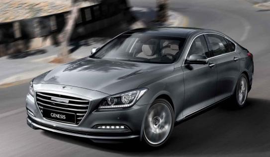 Hyundai Genesis lập kỉ lục bức thư lớn nhất thế giới