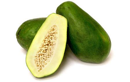Sai lầm khi ăn đu đủ xanh gây nguy hại cho sức khỏe