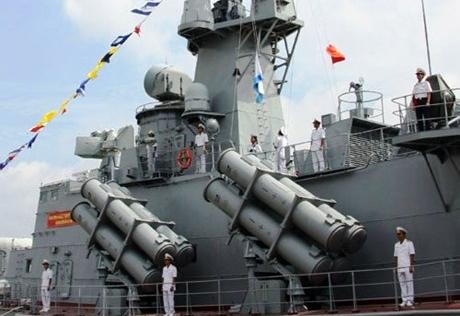 Hải quân Việt Nam sắp có thêm tàu tên lửa hiện đại
