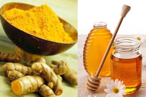 Cách làm đẹp da với mật ong và nghệ đơn giản hiệu quả