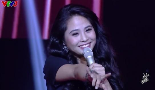 Ca nương Kiều Anh tái xuất The Voice 2015 khiến bộ tứ HLV 'đứng ngồi không yên'