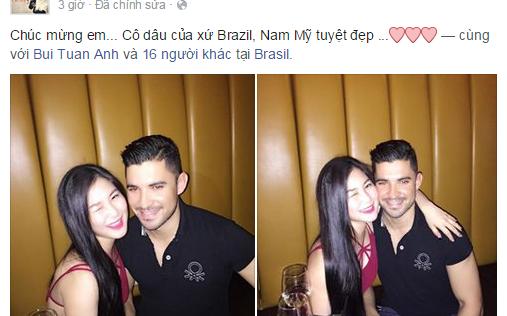 Hương Tràm sắp kết hôn cùng bạn trai ngoại quốc?