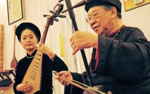Giáo sư Trần Văn Khê qua ký ức 'trò yêu'