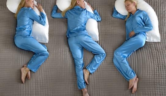 Tư thế ngủ như thế nào là tốt nhất cho sức khoẻ của bạn?