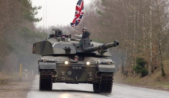 Uy lực 'lô cốt di động' Challenger 2 của quân đội Anh