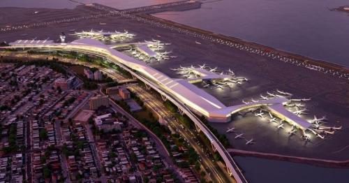 Chiêm ngưỡng sân bay gần trăm nghìn tỉ gây choáng
