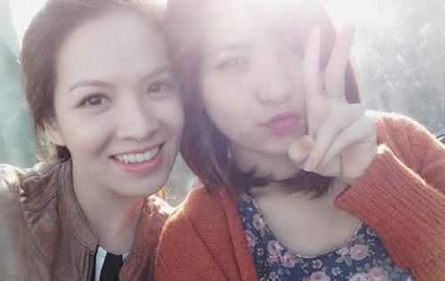 Cận cảnh nhan sắc cô em gái ruột xinh đẹp của MC Đan Lê