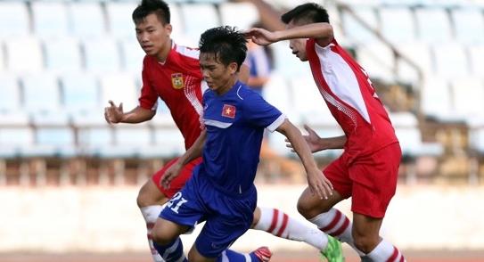 U19 Việt Nam dễ dàng đánh bại ĐT U19 Lào