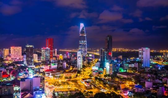 Vẻ đẹp Việt Nam sau 70 năm độc lập