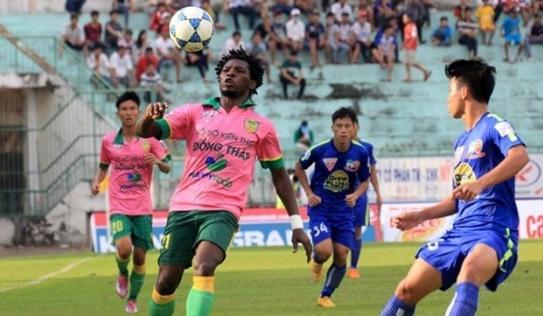 Video bàn thắng: HAGL thua sát nút Đồng Tháp