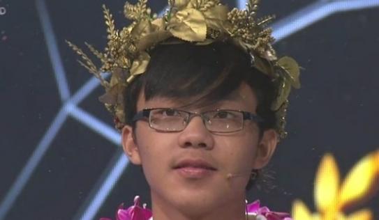 Chung kết Đường lên đỉnh Olympia 2015: Nam sinh Quảng Trị giành vòng nguyệt quế