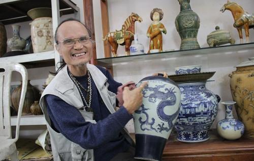 Gia sản bạc tỷ của đại gia đồ cổ Ninh Bình