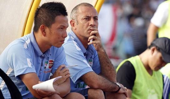 'Thầy Giôm' là HLV thứ 5 mất việc tại V-League 2015