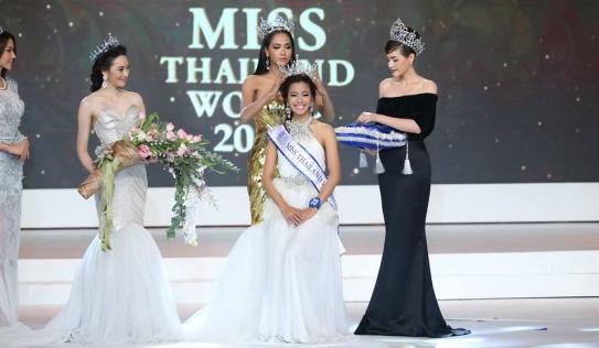 Nhan sắc đáng thất vọng của tân hoa hậu Thái Lan