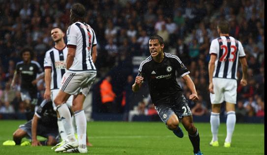 Pedro tỏa sáng, Chelsea giành chiến thắng đầu tiên