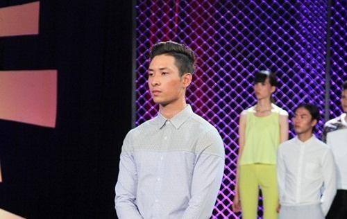 Vietnam's Next Top Model 2015: Hot boy 6 múi điển trai Hoàng Gia Anh Vũ dừng chân ở Top 11