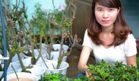 9X thu 10 triệu/ngày nhờ bán hạt giống cây