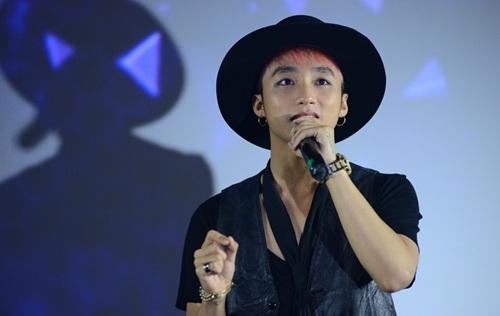Sơn Tùng hứa 'quẩy' hết mình cùng fan trong liveshow M-TP Ambition