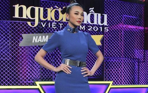 Ngắm trang phục của Thanh Hằng trong tập 9 Vietnam's Next Top Model 2015