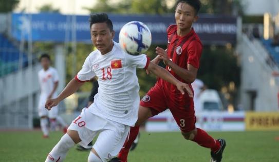 U19 Việt Nam khởi đầu thuận lợi tại vòng loại giải U19 châu Á 2016