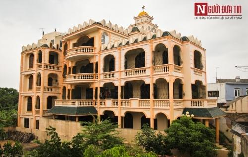 2 biệt thự chục tỷ của nữ đại gia giàu nhất Ứng Hòa, Hà Nội