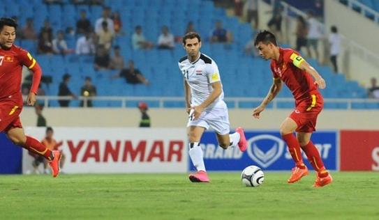 ĐT Việt Nam 1-1 Iraq: Phút cuối nghiệt ngã