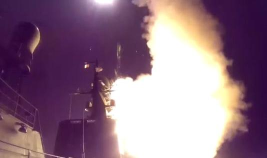 Chuyên gia bất ngờ trước tên lửa diệt IS ở Syria của Nga