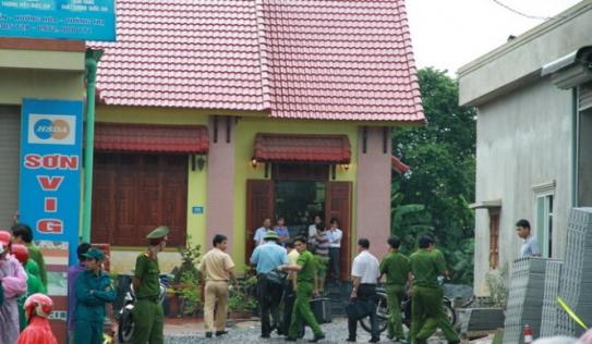Thảm án ở Quảng Trị, 2 người chết: Hung thủ dừng tay khi biết người phụ nữ có thai