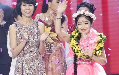 Hồng Minh đội Giang - Hồ giành ngôi vị Quán quân Giọng hát Việt nhí 2015