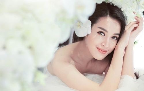 Tú Vi khoe ảnh cưới đẹp ngỡ ngàng trước hôn lễ