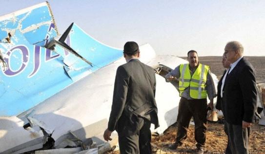 Vệ tinh Mỹ phát hiện chớp lửa vào thời điểm máy bay Nga rơi