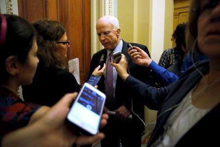 Ông McCain yêu cầu Lầu Năm Góc làm rõ việc tuần tra Biển Đông