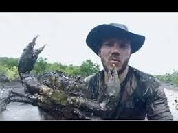 Mãn nhãn với màn bắt cua khổng lồ trong rừng ngập mặn