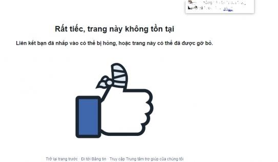 Facebook nói xấu Giám đốc công an Đồng Nai bị khóa