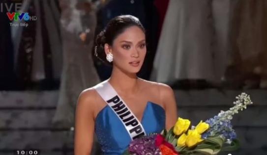 Rò rỉ tin Hoa hậu Philippines đăng quang Hoa hậu Hoàn vũ từ trước