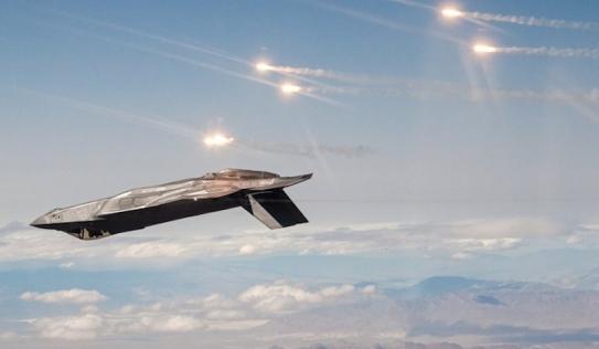 15 hình ảnh đẹp nhất của F-35 trong năm 2015