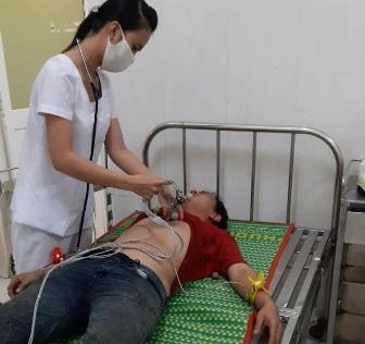 Vĩnh Long: Người dân phải nhập viện do ngộ độc khí lạ