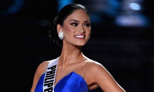 Tân Hoa hậu Hoàn vũ quyết không chia sẻ vương miện với HH Colombia