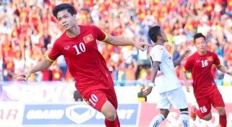 Công Phượng nhận giải cầu thủ trẻ hay nhất, Anh Đức giành QBV Việt Nam