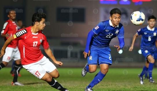 U23 Thái Lan đánh bại đối thủ từng thắng U23 Việt Nam