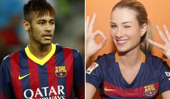 Xôn xao tin đồn Hoa hậu Thế giới 2015 hẹn hò Neymar