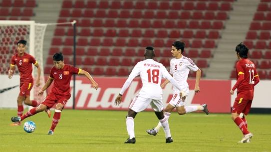 Tuấn Anh ghi bàn đẹp mắt, U23 Việt Nam vẫn thua ngược UAE