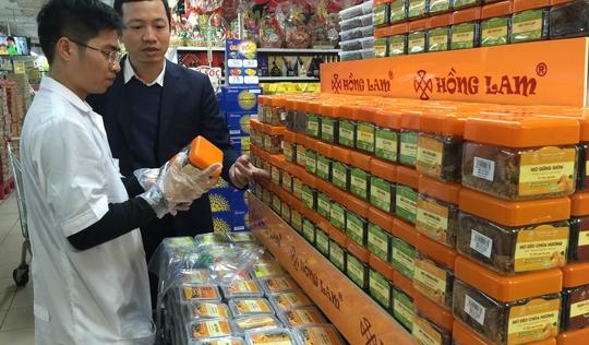 Ô mai Hồng Lam sử dụng đường hóa học gấp 8 lần cho phép