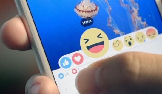 Facebook vừa cập nhật 5 biểu tượng mới bên cạnh nút Like