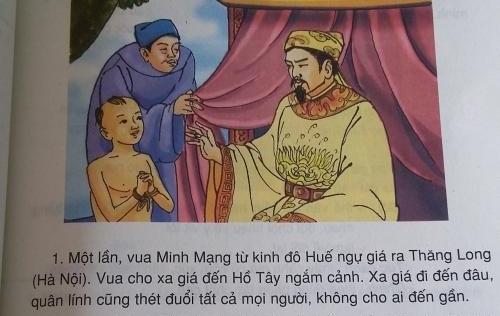 Giải oan cho sách Tiếng Việt lớp 3 bị nghi viết sai địa danh lịch sử