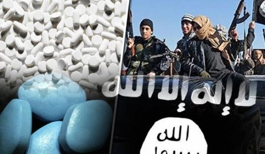 Ma dược mang lại triệu đô và biến chiến binh thành xác sống của IS