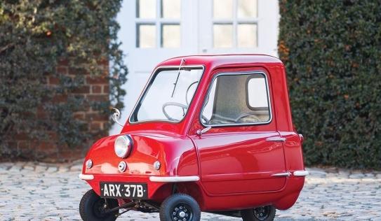 Sốc khi ôtô siêu nhỏ có giá đắt bằng một chiếc siêu xe